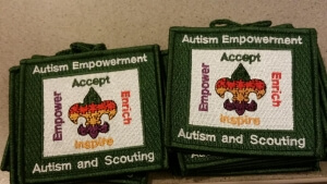 Autism and Scouting Green Patches