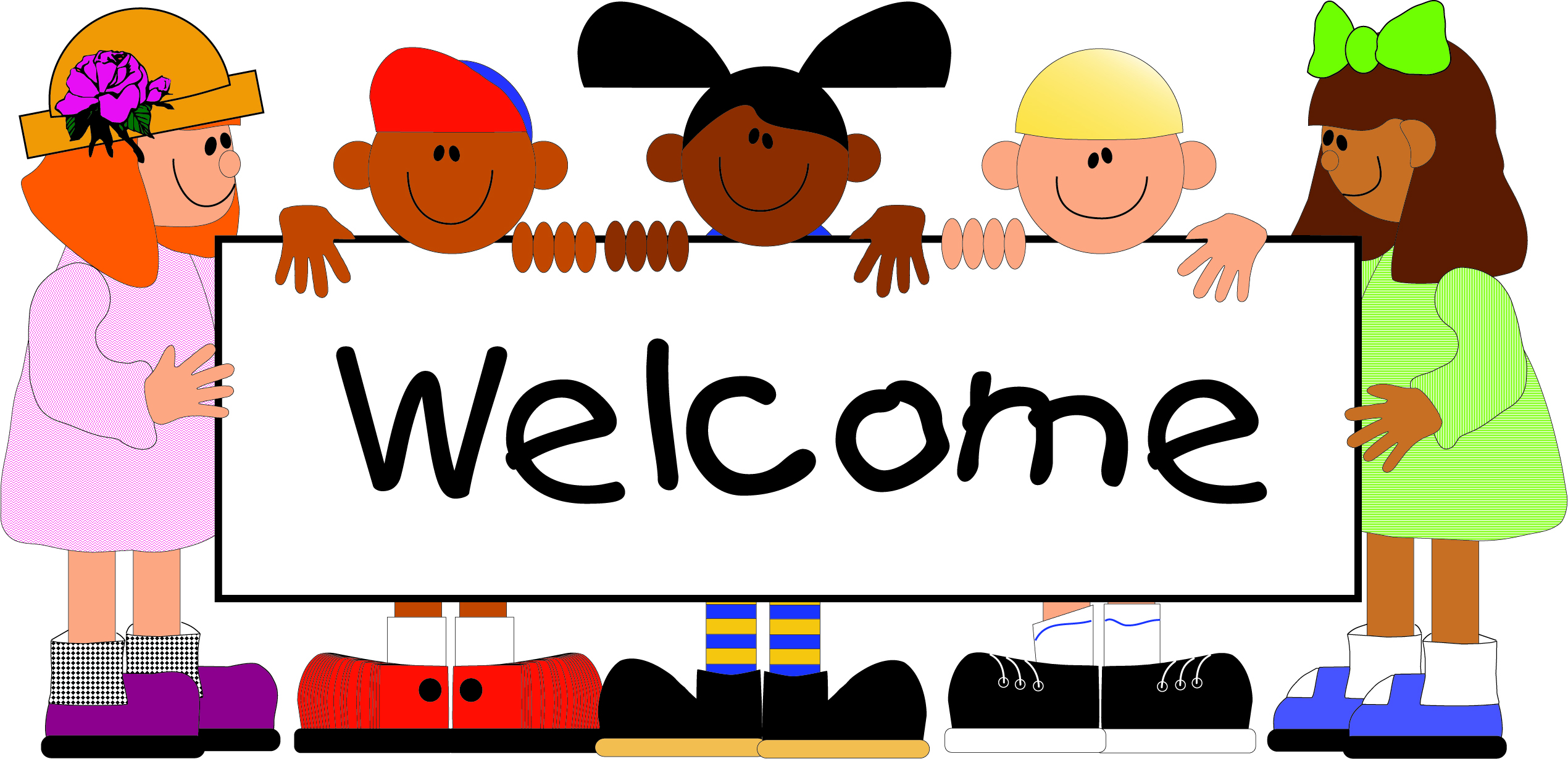Image result for welcome kids image