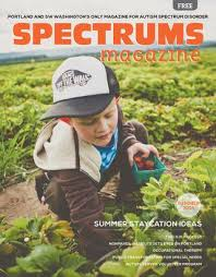 Spectrums Magazine Summer 2014