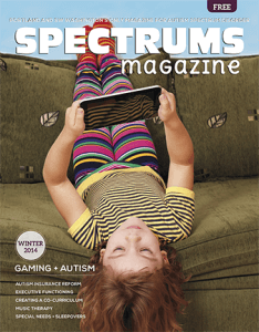 Spectrums Magazine Winter 2014