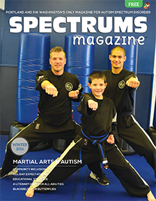 Winter 2016 Spectrums Magazine