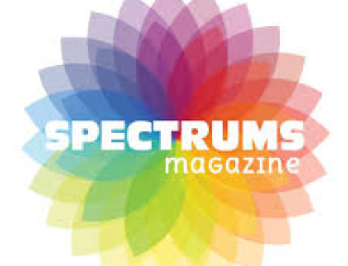 Dear Spectrums Magazine Readers – June 2016