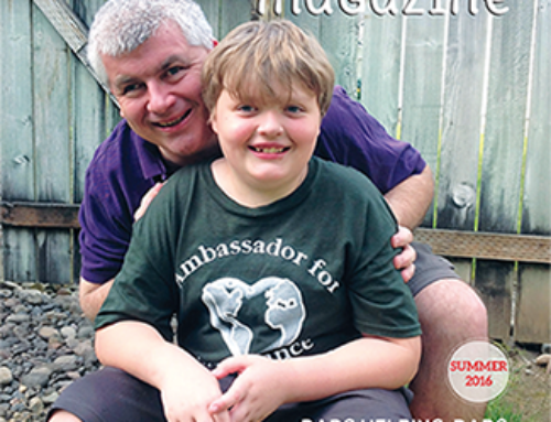Autism Empowerment publishes Summer 2016 Spectrums Magazine