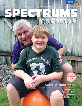Spectrums Magazine Summer 2016 Issue