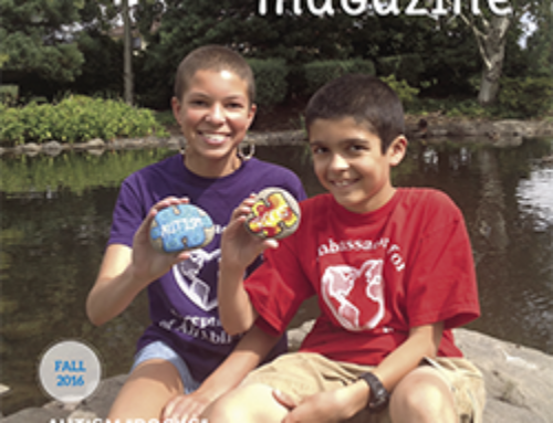 Autism Empowerment publishes Fall 2016 Spectrums Magazine