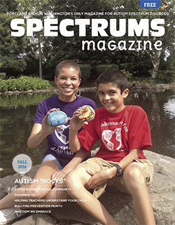 Spectrums Magazine Fall 2016 Issue