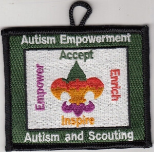 autismandscoutingpatch