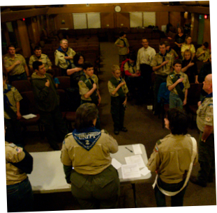 Special Needs Troop 2