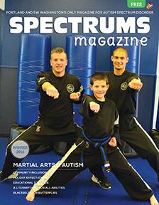 Winter 2016 Spectrums Magazine