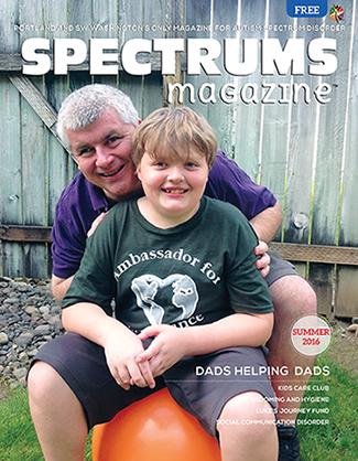 Spectrums Magazine Summer 2016 Issue