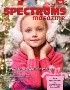 Spectrums Magazine Winter 2017 cover